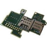 Čítačka SIM/SD karty Sony Xperia M - C1905 + dostka Farba: doska SIM/SD karty