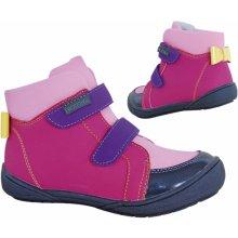 b7b07bf91637 Protetika Detské topánky KRISTINA Purple