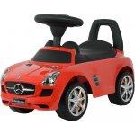 Buddy Toys Odrážadlo Mercedes- červená