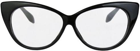 070835c01 Slnečné okuliare Sunmania Mačacie číre 268 čierne - Zoznamtovaru.sk