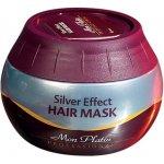 Mon Platin maska na vlasy so strieborným efektom 300 ml