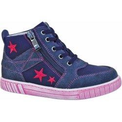 0361bd869635 Protetika Dievčenské členkové topánky Metra modré alternatívy ...