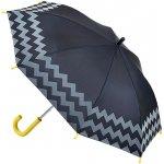 Fulton Detský holový dáždnik s reflexnými prvkami Junior-4 Back to School C724