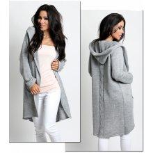 59c937cef5e1 Fashionweek Maxi dlhý farebný sveter