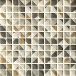 PARADYZ ENYA Grafit mozaika 29,8x29,8 Lesklé