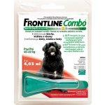 Merial Frontline Combo Spot on Dog XL (40-60kg)