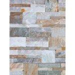 Obkladový kameň Sunrise Golden Quarzite-Z panel 35x18cm