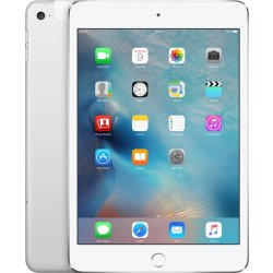 Apple iPad Mini 4 Wi-Fi+Cellular 16GB MK702FD/A