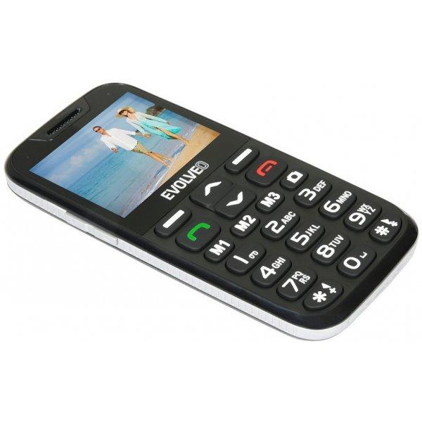 Evolveo EasyPhone XD - mobilné telefóny pre seniorov