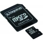 Kingston micro SDHC 8GB Class 10