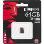 Kingston microSDHC 64GB UHS-I U3 SDCA3/64GBSP