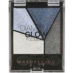 Maybelline Diamond Glow očné tiene 04 Grey Pink Drama 2,5 g