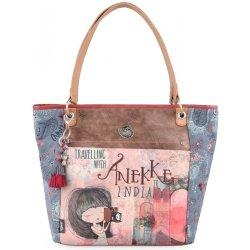 093a4114e Anekke farebné veľká kabelka India od 76,70 € - Heureka.sk
