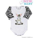 Dojčenské body New Baby