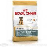 Royal Canin Nemecký ovčiak Junior 2 x 12 kg