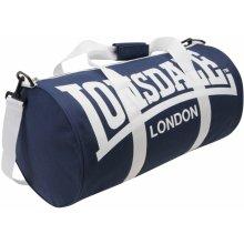 Lonsdale Barrel bag Navy/White