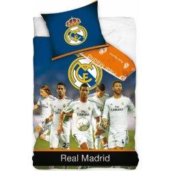 12bda0ff51b13 Tip Trade obliečky Real Madrid Team 140x200 70x80 alternatívy ...