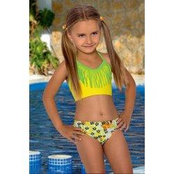 Dievčenské dvojdielne plavky so strapcami Mo41 alternatívy - Heureka.sk 87b45b02e8