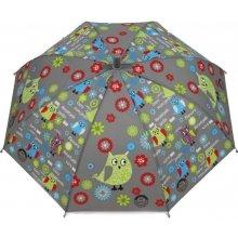 7e5a2c34d Dětský vystřelovací deštník Anabela šedý