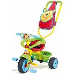 f9be7249ab8de SMOBY 444160 TROJKOLKA Be Fun Confort Macko Pooh s ohradkou a s tycou od 10  mesiacov 70