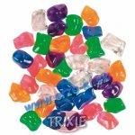 Trixie Farebné krištálové kamienky 36 ks