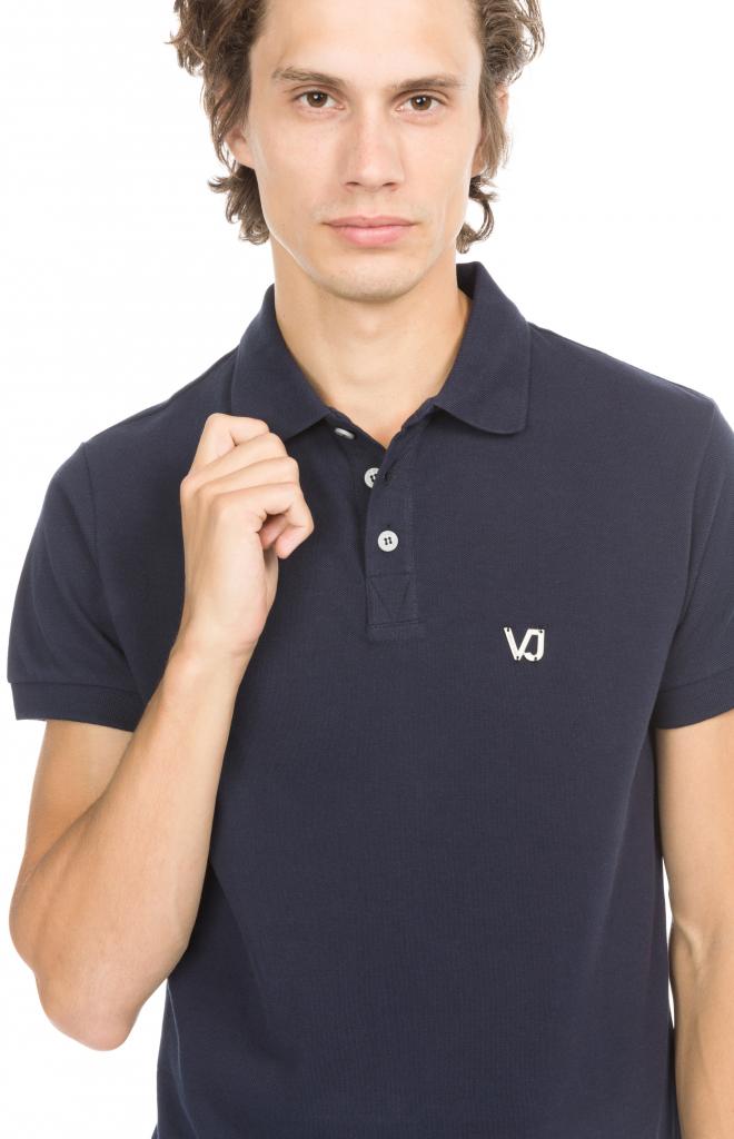 Pánske tričko Versace Jeans Polo tričko - Zoznamtovaru.sk 4f1fcd5d45b