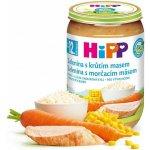 HiPP zelenina s morčacím mäsom 220 g