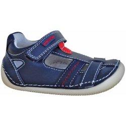 Protetika Chlapčenské sandále barefoot Glen modré alternatívy ... bb1e8b78cc7