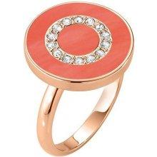 afc0b1f0a Morellato Bronzový prsteň zo striebra s kryštálmi Perfetti SALX18