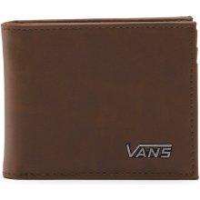 Vans Suffolk wallet brown peňaženka