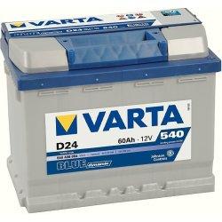 Varta Blue Dynamic 12V 60Ah 540A, 560 409 054