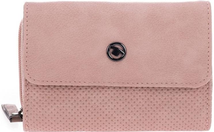 1e04099204 Tom Tailor dámská růžová peněženka Lara alternatívy - Heureka.sk