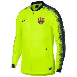 Nike FC Barcelona mikina bunda bordová pánska 2018-2019 od 92 3b6844eda08