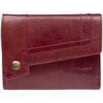 Kožená móda   Dámska kožená peňaženka (DPN012)