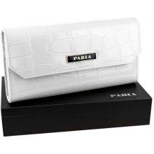 PABIA Dámska peňaženka biela 0154 000