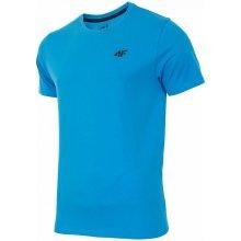 4F T Shirt TSM002-BLUE LIGHT Modrá