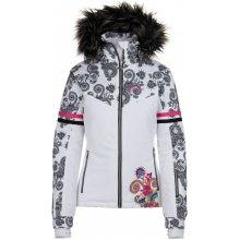Kilpi Dámská zimná lyžiarska bunda LENA W biela 2018 d38409b61a0
