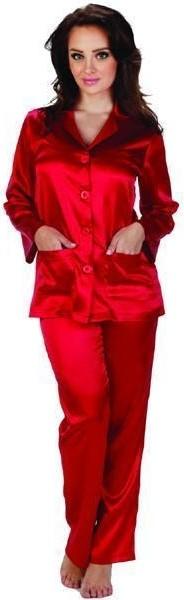 6b1f29a9fdf1 Dámské saténové pyžamo Classic od 28