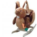 BabyGO Hojdacie kreslo králiček