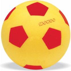 0a200710e0a73 Mondo Penová futbalová lopta červená modrá čierna 14cm alternatívy ...