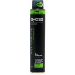 Syoss samp suchy Anti Grease 200 ml
