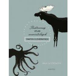 Ilustrovaný atlas neuveriteľných faktov o zvieratách - Magdaléna Poppelková, Maja Säfströmová