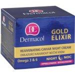 Dermacol Gold Elixir Omlazující kaviárový noční krém 50 ml
