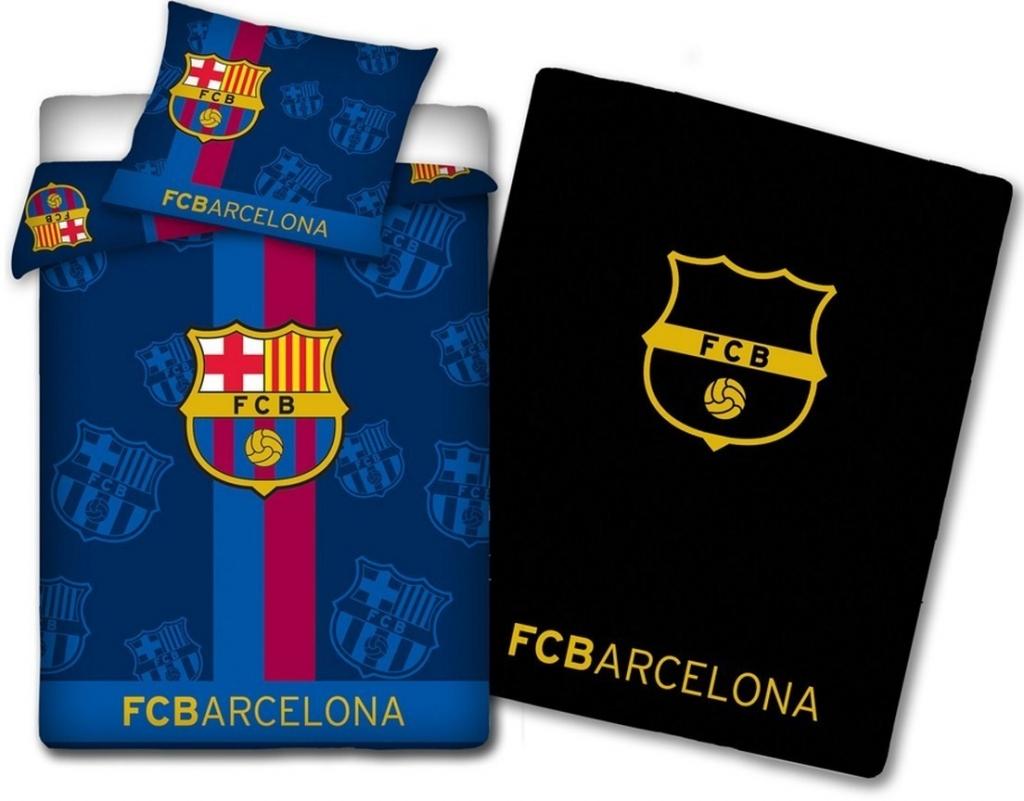 2fdfb5a767202 TipTrade obliečky FC BARCELONA svietiace bavlna 170x80 140x200 alternatívy  - Heureka.sk