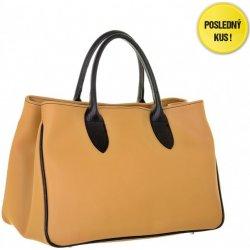 3e9be7af51 kožená kabelka do ruky KTP807 horčicová žltá alternatívy - Heureka.sk