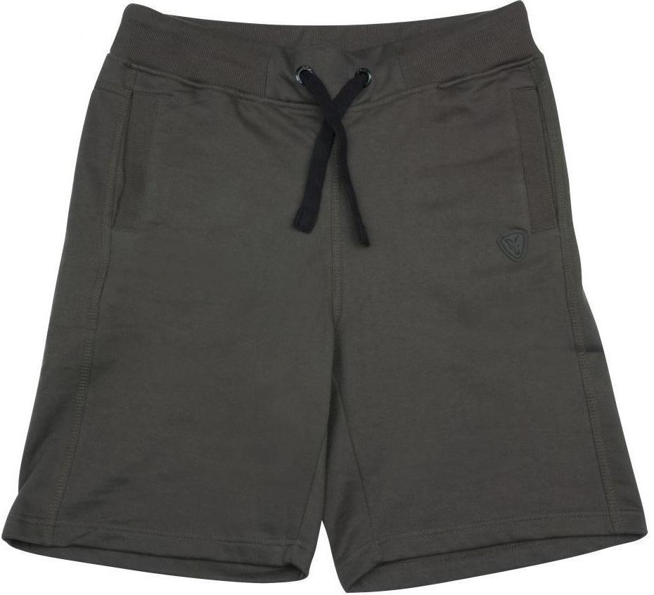 5f8e08cd11 Rybárske nohavice a kraťasy Fox Kraťasy Green Black Lightweight ...