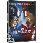 Captain America: Občanská válka DVD