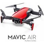 DJI Mavic Air Fly More Combo (Flame Red) - DJIM0254CR