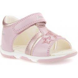 6b8e0bc0bfb0 Geox Dievčenské sandále Tapuz ružové od 33