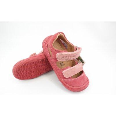 Protetika Detské letné barefoot topánky Berg Koral